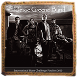 The Jesse Greene Band's EP